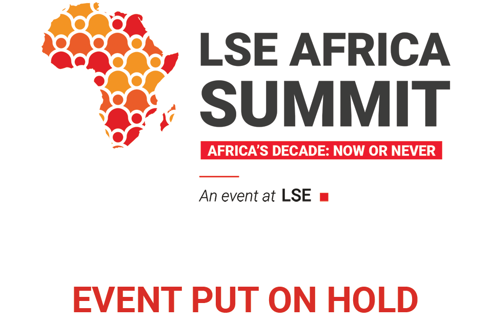 The LSE Africa Summit 2020 Put On Hold