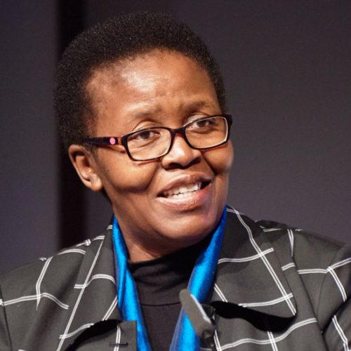 Dr Lindiwe Sibanda