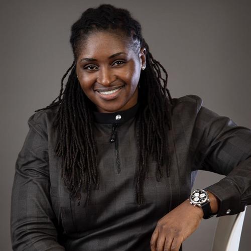 Pamela Adie – LSE Africa Summit